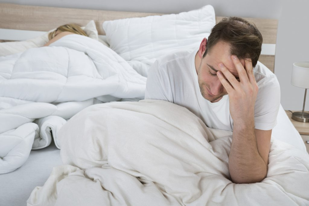Psychosomatic and psychophysical symptoms of stress
